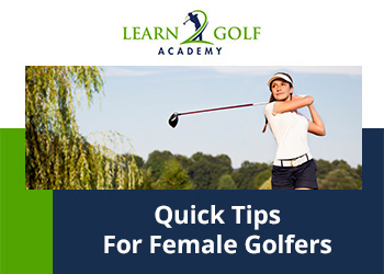 Women's Golf Lessons 101 (Your Simple Beginner's Guide)